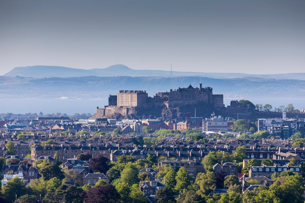 Region Edinburgh and Lothians